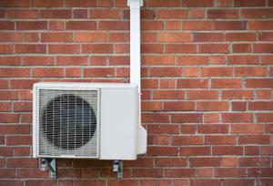 heat pump installation, free estimage on a new heat pump