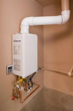 tankless heater installation & replacement, installation and brand options